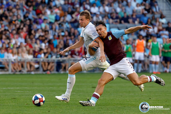 MNUFC vs Aston Villa - 2019