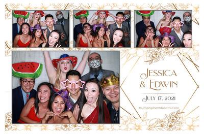 7/17/21 - Jessica & Edwin Wedding