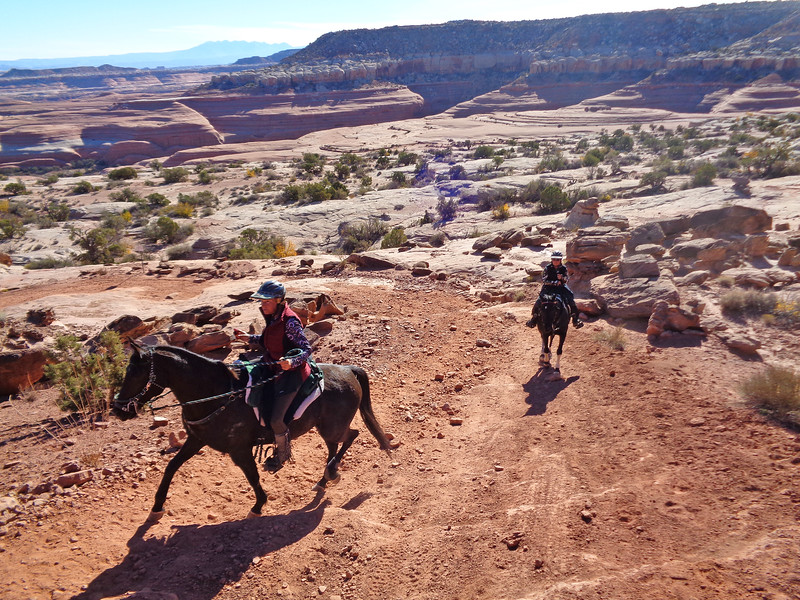 The most beautiful endurance ride in the world! Moab Canyons