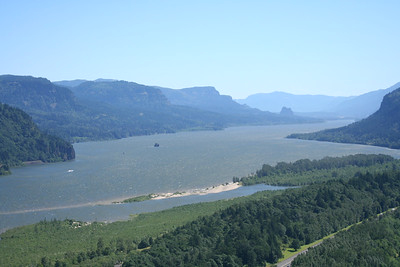Steve - 05 - Columbia River Scenic Highway