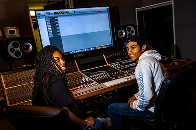 Sacramento City College  Music Studio