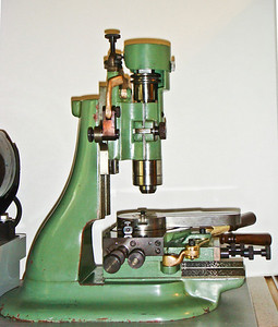 DIXI Swiss Vertical Watchmaking Mill