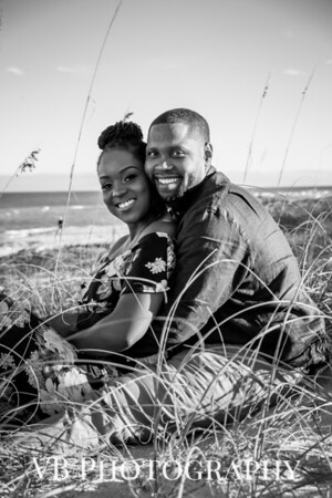 Shamia and Kendrick Engagement - November 2017
