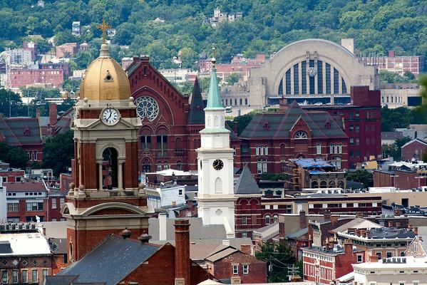Cincinnati: Over-the-Rhine