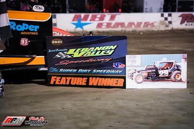 Lebanon Valley Speedway - July 24, 2021 - Matt Sullivan