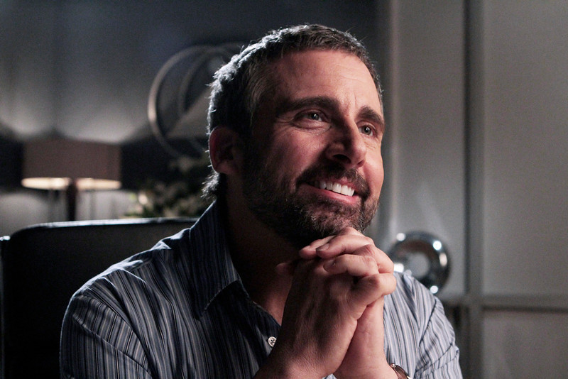 . Steve Carell as Jackson Pickett in Web Therapy (Season 3, Episode 02) - Photo: Carin Baer/SHOWTIME