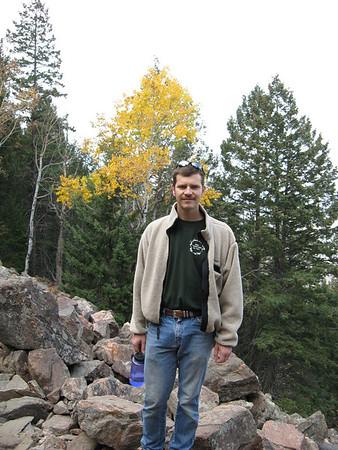 Windy Saddle October 2007