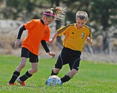 GDU Soccer - Spring 2014
