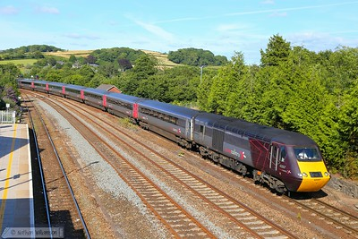 2016 - Crosscountry Trains