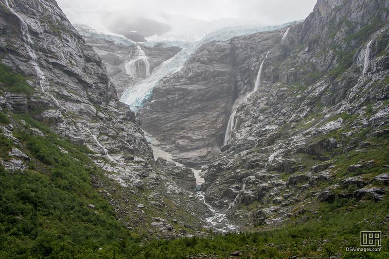Kjenndalen Glacier