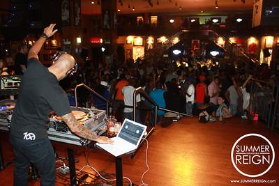 Teese Hard Rock Chicago 08-11-2012
