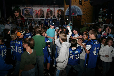 Shelby Lions 2006 Victory Party