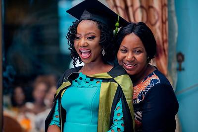 Graduation : Gwantwa Yonah