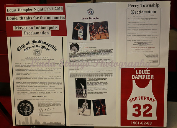 Louie Dampier Night at Southport