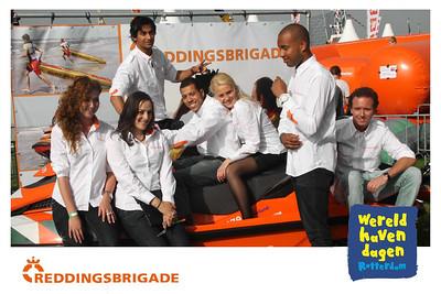 Wereldhavendagen 2012, Reddingsbrigade Nederland