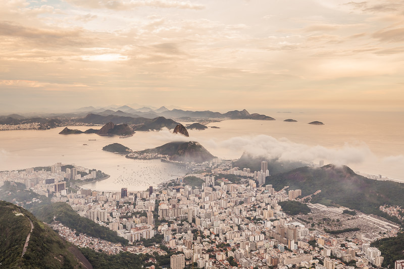trip to Brazil itinerary - Rio de Janeiro