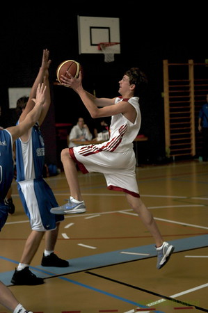 Cadets 93 Morges-Sarine 10.10.09