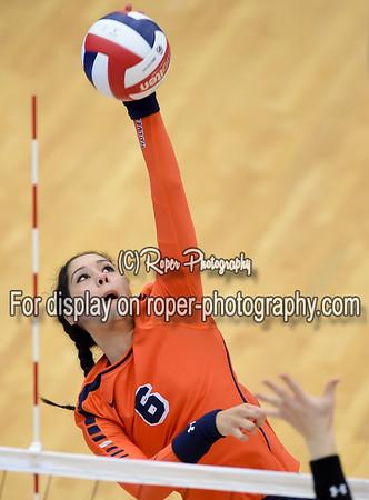 Playoff Volleyball - Prosper vs Frisco Wakeland