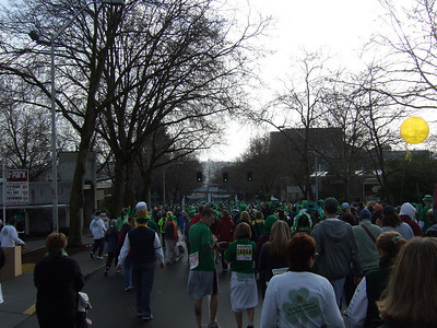 St. Patty's Day Dash - Seattle