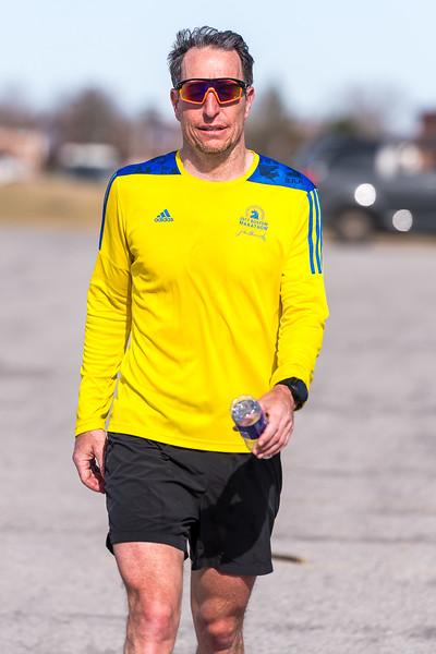 Eric Deshaies - 10 marathons, jour 4