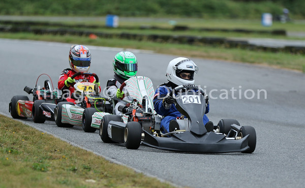 2019 Speed-Fanatics Outdoor Karting Academy (Sunday) September 8, 2019