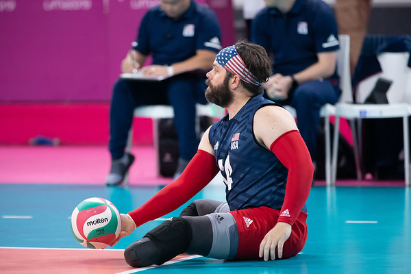 8-28-2019 Men's BRA vs. USA - Gold
