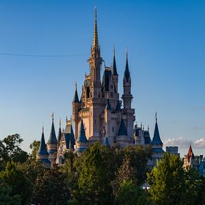 Disney Magic Mountain