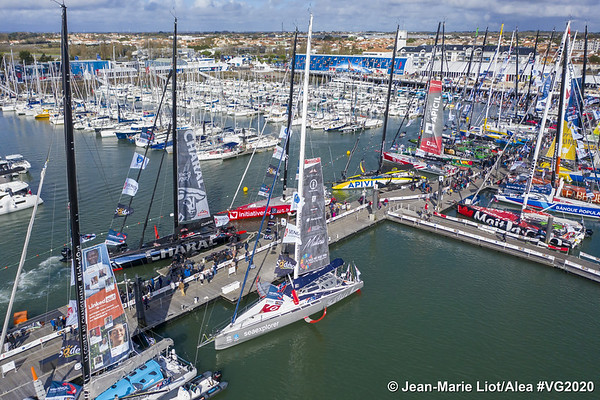 Vendée Globe - Pre Race Content
