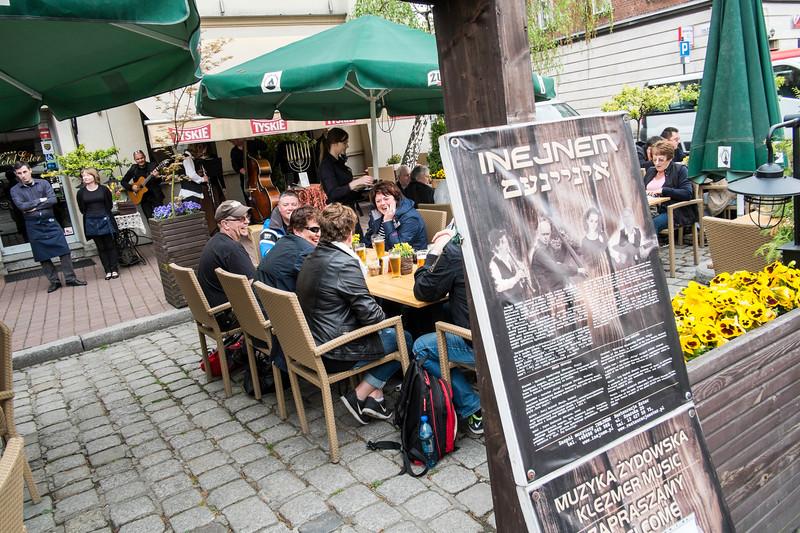 Kazimierz, Jewish Quarter, Cracow, Poland