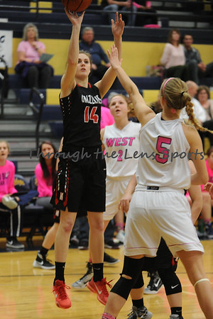 McMinnville vs. West Albany Girls HS Basketball