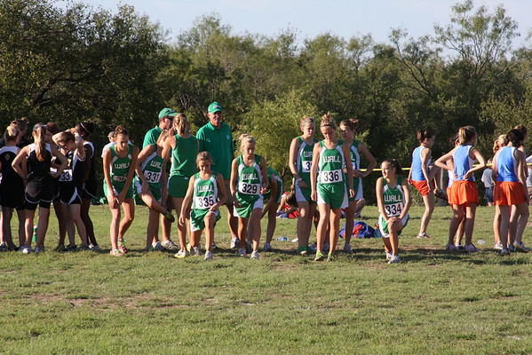 Girls Cross Country - Sep
