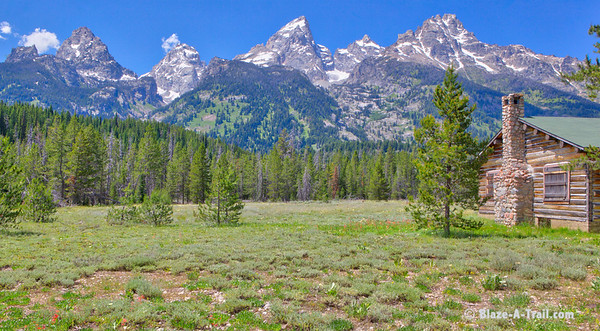 Grand Teton and Yellowstone NP (Father/Son Road Trip, July 2019)