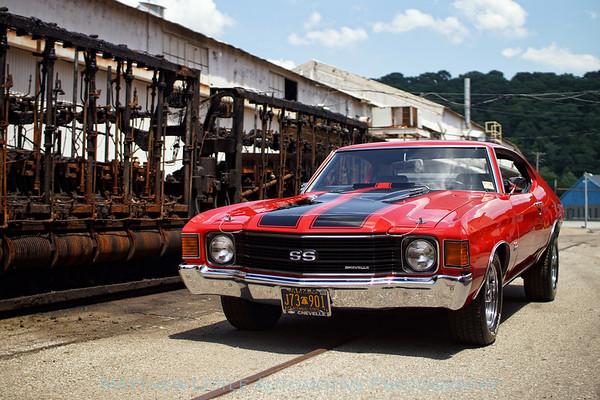 1972 Chevelle SS