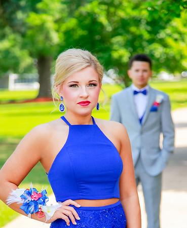 Jay/Emilee  Senior Prom 2017