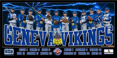 2017 9U Geneva Baseball Kastor