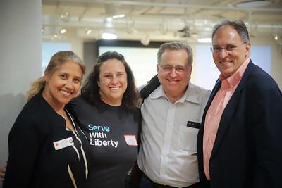 Liberty Mutual Service Workshop 2019 - City Year Boston