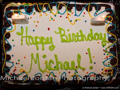 Michael Jordan's Birthday 2013