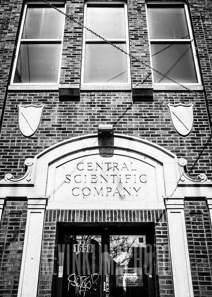 Central Scientific Company