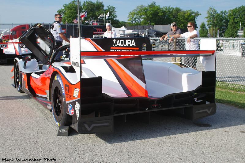 Acura Team Penske Acura DPi