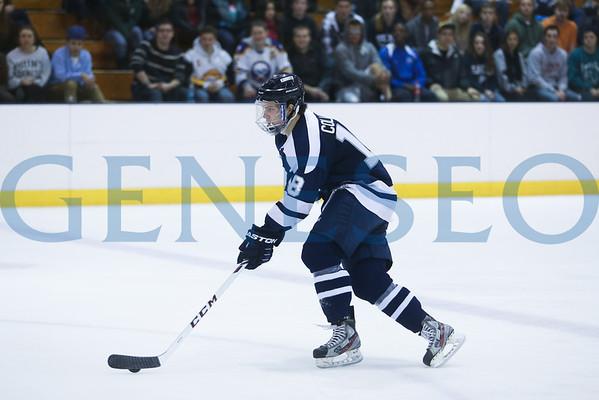 Men's Ice Hockey (Gaus Locker Room Dedication)
