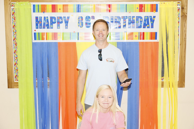 Darlene 88th birthday party