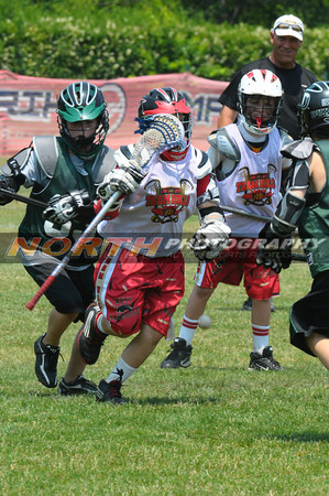 (Fifth grade Boys) Duxbury Black vs. Team Hills (M11)