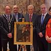 R1621117 - De Valera portrait presentation