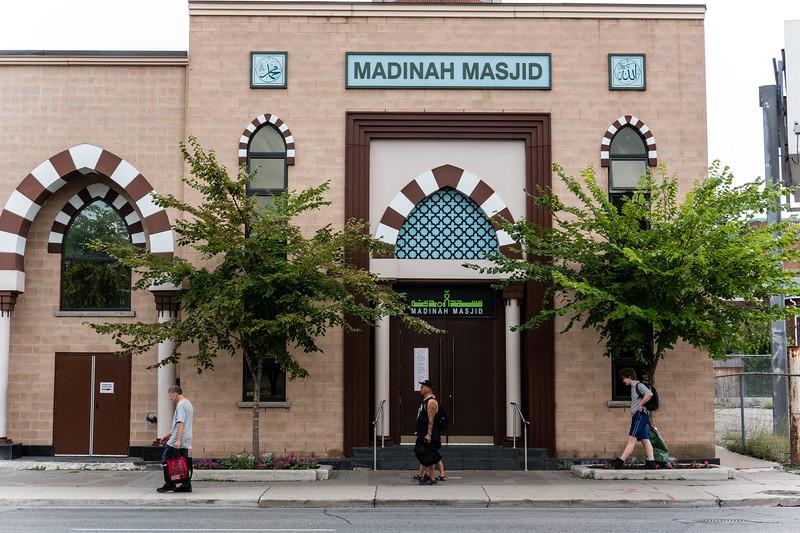 Madinah Masjid Islamic Centre