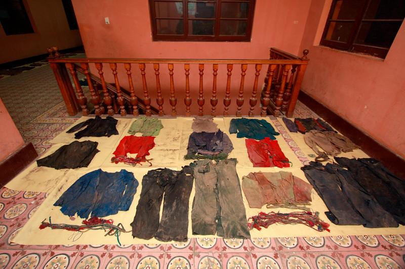 Exhibición en Huanta / Exhibit in Huanta foto: Domingo Giribaldi del Mar
