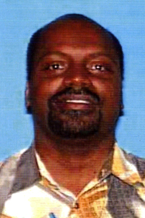 . Authorities say Andre Turner, 48, of Norco shot four people, killing