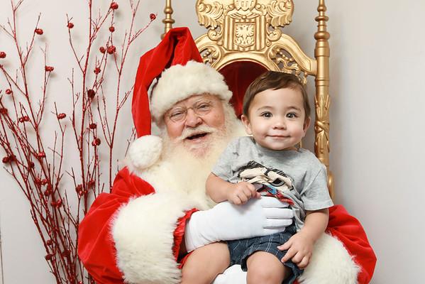 Winter Fantasy Santa 2015