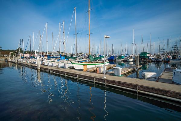 Monterey Fisherman Wharf