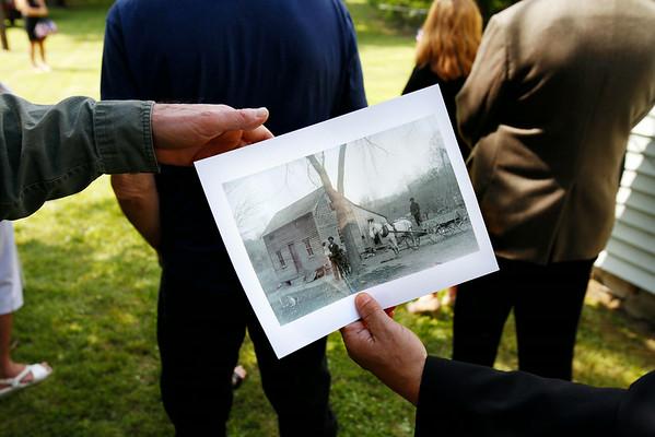 Hoose House Receives Restoration Grant-080814