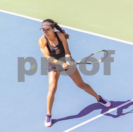 Doubles Highlights - Court 1 --Kalhorn/Schrage (Princeton) def. Qostal/Zhu (Penn), 6-4